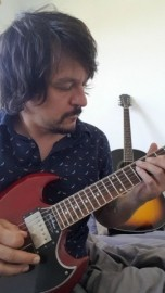 Antonio Marcos Gonzatto  - Electric Guitarist - Brighton, South West
