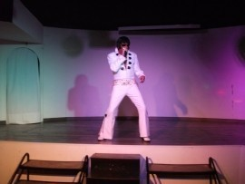 Roy  - Elvis Impersonator - Bristol, South West
