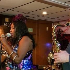 Laranah Phipps (Cosmic Krewe) - Jazz Singer - USA, New Jersey
