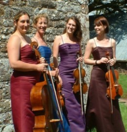 Exe Valley String Quartet - String Quartet - South West