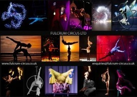 Fulcrum Circus Ltd - Aerialist / Acrobat - Sheffield, Yorkshire and the Humber