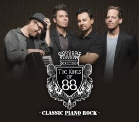 The Kings of 88 - Classic Piano Rock image