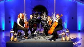 The Quartet - String Quartet - Glasgow, Scotland