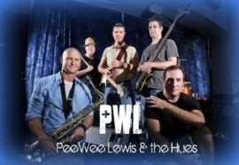 PWL (Pee Wee Lewis & the Hues) - Cover Band - Orlando, Florida