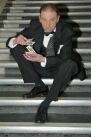 Mike Alan  - Close-up Magician - London
