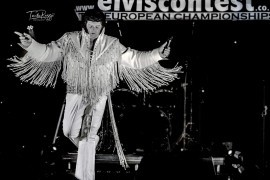 Lee Newsome Professional Elvis Tribute Artist - Elvis Impersonator - Manchester, North of England