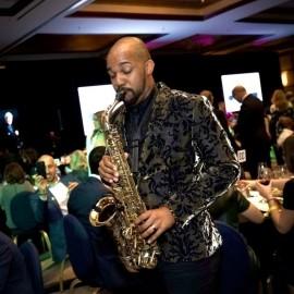 Reggie Ellison - Saxophonist - Orlando, Florida