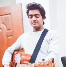 Muzammil Ahmed - Guitar Singer -