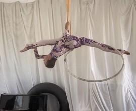 Nina Arkhipova  - Aerialist / Acrobat -