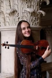 Iryna Kharchenko - Violinist -