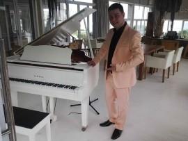Roelof Strydom - Pianist / Keyboardist - Johannesburg, Gauteng