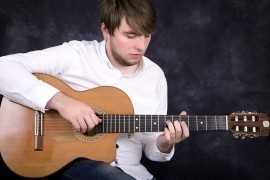 Oliver Day - Classical / Spanish Guitarist - Walthamstow, London