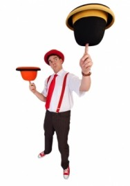 Dan the Hat - Comedian & Juggler image
