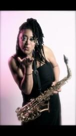 Ann-Marie: The Saxy Lady - Saxophonist - Harrow, London