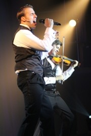 THE FIDDLER AND THE CROONER - Male Singer - TORONTO, Ontario