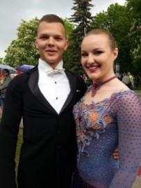 Modestas Šandaris - Ballroom Dancer - Lithuania, Lithuania
