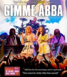 Gimme ABBA - Abba Tribute Band - Wakefield, Yorkshire and the Humber