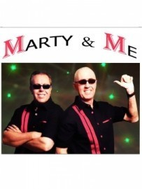 Marty & Me - Male Singer - Cornwall, South West