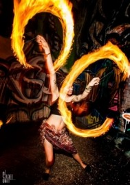 Jessika - Fire Performer - Nashville, Tennessee