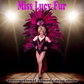 Lucy fur - Drag Queen Act - Nottingham, Midlands