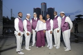 Denise Davis and the Motor City Sensations - Soul / Motown Band - Detroit, Michigan