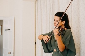 Barbara The Violinist - Violinist - Middlesex , South West