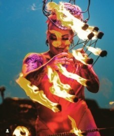 Jesabella Marie - Fire Performer - Las Vegas, Nevada
