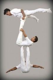 Ethio golden boys  - Acrobalance / Adagio / Hand to Hand Act - Ethiopia