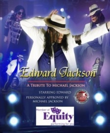 Simply Jackson Is Michael Jackson - Michael Jackson Tribute Act - Westminster, London