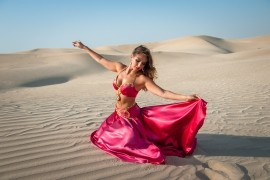 Diana Yousseif - Belly Dancer - Abu Dhabi, United Arab Emirates