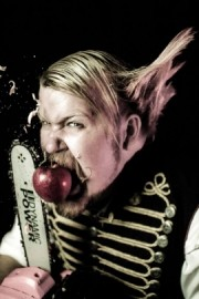 the great gordo gamsby - Sword Swallower - melbourne, Victoria