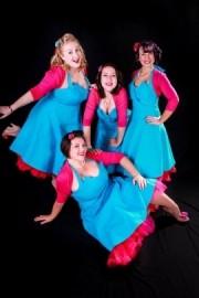 Hotsy Totsy - Vocal Trio - Kent, South East