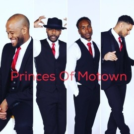 Princes Of Motown - Tribute Act Group - London