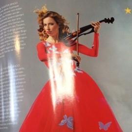 Astrid (violinist) - Violinist - Kiev, Ukraine