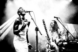 Mariama & vieux - African Band - Nantes, Indonesia