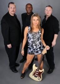 Nancy & The Nightcrawlers - Blues Band - Los Angeles, California