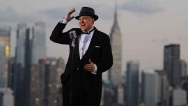 DeLauro - Frank Sinatra Tribute - Frank Sinatra Tribute Act - Hoboken, New York