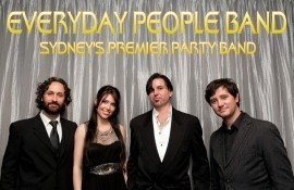 Everyday People Band - Function / Party Band - Sydney, New South Wales