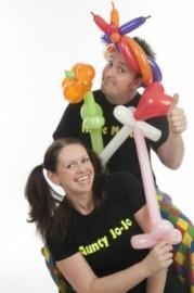 Magic Martin & Auntie Jo Jo - Balloon Modeller - Watford, South East