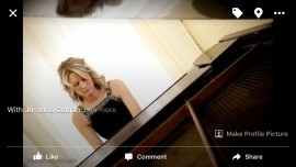 Jo Colgan Pianist - Pianist / Keyboardist - Belfast, Northern Ireland