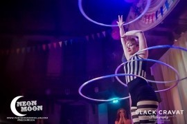 Joanne Jordan  - Hula Hoop Performer - Uk, East of England
