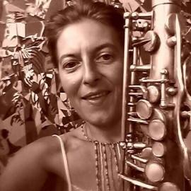 nicoletta Manzini - Saxophonist - new york, New York