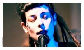 Marie in a sky of diamonds - Jazz Singer - Thessaloniki, Greece