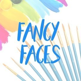 Fancy faces  - Face Painter - Huddersfield, North of England