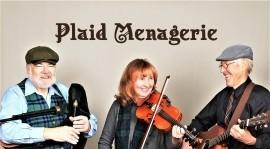Plaid Menagerie - Barn Dance / Ceilidh Band - Sonoma, California
