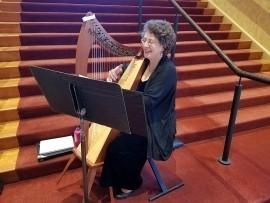 Harpist-Miriam Shilling - Harpist - Rio Arriba/Abiquiu, New Mexico