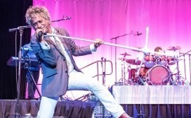 Atlantic Crossing - Rod Stewart Tribute Act - Costa Mesa, California