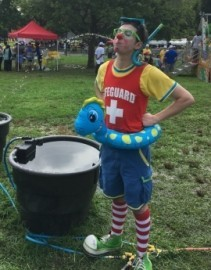 Phineas-Comedy Variety, Juggling, and Magic - Circus Performer - New York City, New York