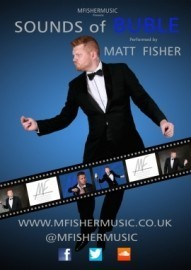 Matt Fisher as Michael Buble - Michael Buble Tribute Act - Rochester, South East