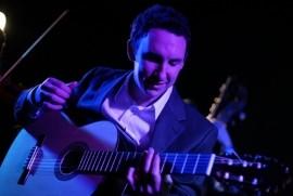 Guitarist Mike Georgiades - Classical / Spanish Guitarist - London